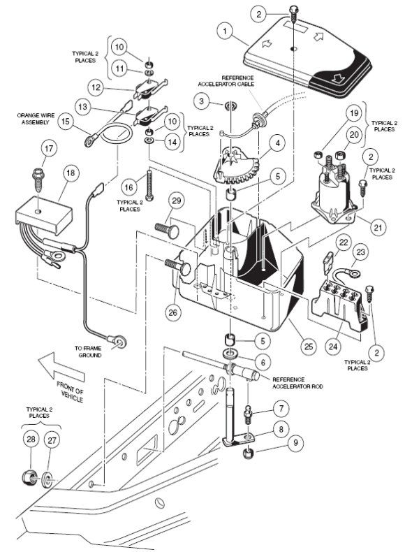 Gas Club Car Wiring Diagram